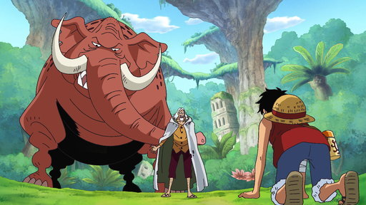 Luffy's Training Begins! To the Place We Promised in 2 Years!