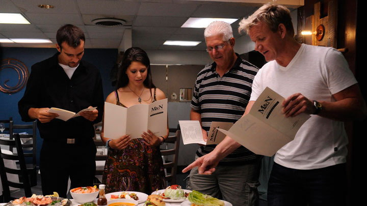 Kitchen Nightmares Blackberry S Catering And Family Restaurant
