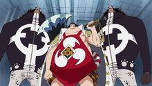 One Piece 519: (Sub) The Navy Has Set Out! the Straw Hats in Danger!