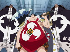 (Sub) The Navy Has Set Out! the Straw Hats in Danger! image
