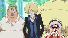One Piece 520: (Sub) Big Guns Assembled! the Danger of the Fake Straw Hats!