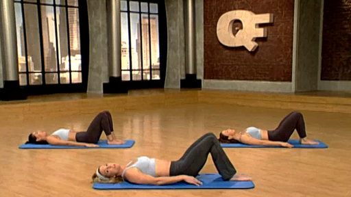 Quick Fix Pilates Abs: Classic Pilates