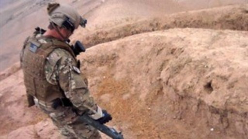 Bomb Patrol Afghanistan: Tracking an IED Daisy Chain
