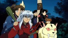 Inuyasha 139: The Great Duel at Shoun Falls!