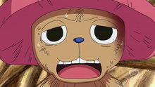 One Piece 419: (Sub) The Friends' Whereabouts: An Island of Giant Birds and a Pink Paradise!
