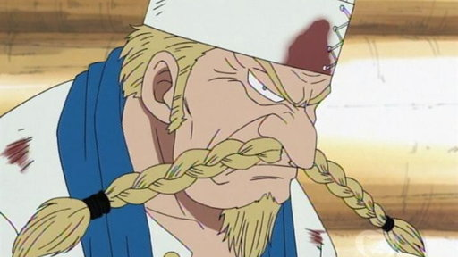 Famous Cook! Sanji of the Sea Restaurant!