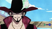 One Piece 24: Hawk-Eye Mihawk! the Great Swordsman Zoro Falls at Sea!