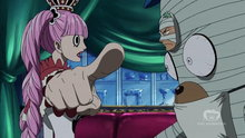 One Piece 421: (Sub) The Friends' Whereabouts: A Negative Princess and the King of Demons