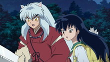 Inuyasha - The Final Act 4: Dragon-Scaled Tetsusaiga