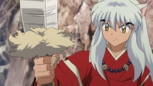 Inuyasha - The Final Act 5: The Great Holy Demon Spirit's Test