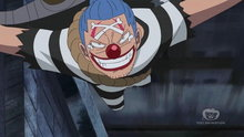 One Piece 424: (Sub) Break Through the Crimson Hell! Buggy's Chaos-Inducing Plan