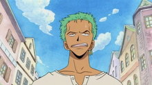 One Piece 49: Kitetsu III and Yubashiri! Zoro's New Swords and the Woman Sergeant Major!