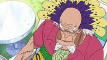 One Piece 62: (Dub) The First Line of Defense? the Giant Whale Laboon Appears!