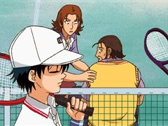 Prince of Tennis Episode 10 Subtitle Indonesia