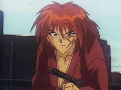 The Red Pirate: Kenshin and Kaoru Separated image