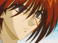 Tears in Sanosuke's Eyes: Permanent Good-bye Between the Two Image