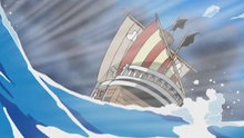 One Piece 64: (Dub) A Town That Welcomes Pirates? Setting Foot On Whisky Peak!