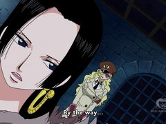 (Sub) Warden Magellan's Strategy! Straw Hat Entrapment Completed! image
