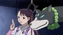 Kekkaishi 2: Yoshimori and Tokine