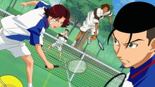 The Prince of Tennis 31: The Moon Volley