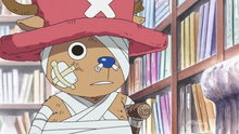 One Piece 86: (Dub) Hiriluk's Cherry Blossoms and the Will That Gets Carried On!