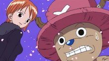 One Piece 91: (Dub) Goodbye Drum Island! I'm Going Out to Sea!