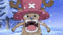 One Piece 90: (Dub) Hiriluk's Cherry Blossoms! Miracle in the Drum Rockies!