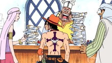 One Piece 94: (Dub) The Heroes' Reunion! His Name Is Fire First Ace!
