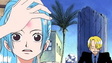 One Piece 93: (Dub) Off to the Desert Kingdom! the Rain-Summoning Powder and the Rebel Army!