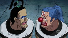 One Piece 437: (Sub) For His Friend! Bon Clay Goes to the Deadly Rescue!