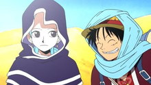 One Piece 97: (Dub) Adventure in the Country of Sand! the Monsters That Live in the Scorching Land!
