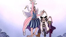 One Piece 103: (Dub) Spider's Cafe at 8 O'Clock! the Enemy Leaders Gather!