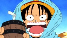 One Piece 105: (Dub) The Battlefront of Alabasta! Rainbase, the City of Dreams!