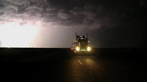 9. Austrailian Road Trains