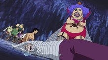 One Piece 441: (Sub) Luffy's Back! Ivan-san Begins the Breakout Plan!!