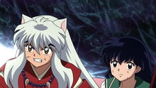 Inuyasha - The Final Act 25: Thoughts Fall Short