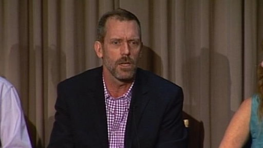 The Audition of Hugh Laurie