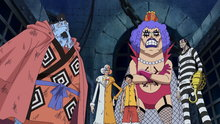 One Piece 443: The Ultimate Team Has Formed! Shaking Impel Down!