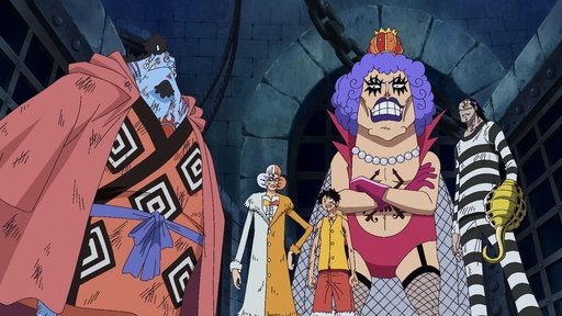 (Sub) The Ultimate Team Has Formed! Shaking Impel Down!
