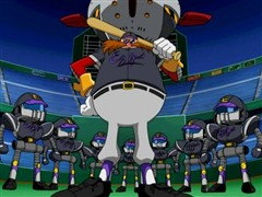 (Sub) Fierce Fight! Sonic Baseball Team image