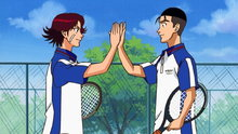 The Prince of Tennis 42: Oishi Is Targeted