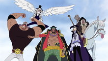 One Piece 444: (Sub) Even More Chaos! Here Comes Blackbeard Teech!