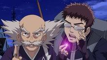 Kekkaishi 33: Hurry Grandpa Shige!