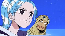 One Piece 111: Dash for a Miracle! Alabasta Animal Land!