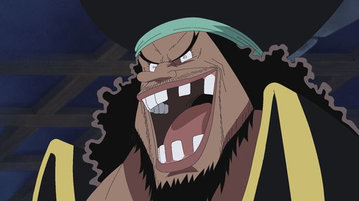 (Sub) The Dangerous Encounter! Blackbeard and Shiryu of the Rain!