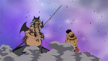 One Piece 446: (Sub) No Price Too High! Serious Hannyabal!