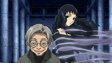 Kekkaishi 47: Byaku and Matsudo