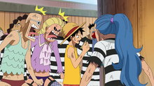 One Piece 452: (Sub) To the Navy Headquarters! Off to Rescue Ace!