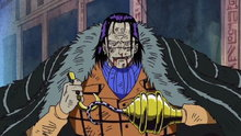 One Piece 124: (Dub) The Nightmare Draws Near! This Is the Sand-Sand Clan's Secret Base!