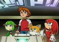 Sonic X: (Dub) The Light in the Darkness
